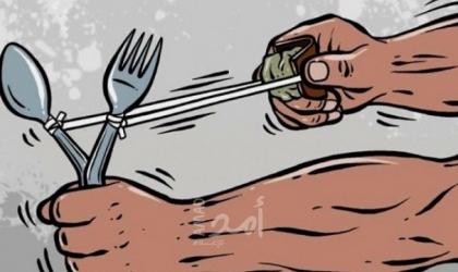 أسرى الجهاد يعلنون الإضراب المفتوح عن الطعام في كافة السجون