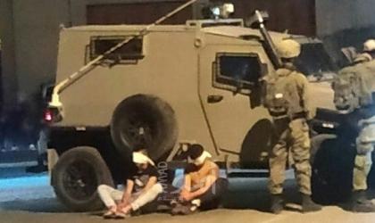 محدث - قوات الاحتلال تشن حملة مداهمات واعتقالات واسعة في مدن الضفة