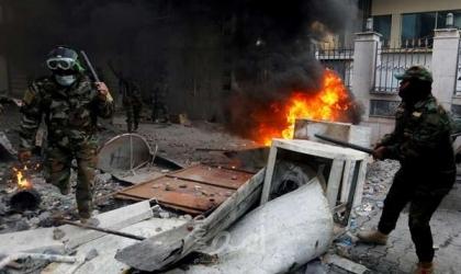 """""""محدث""""العراق.. 16 قتيلاً بالناصرية وحملة أمنية ضد الاعتصامات في الجنوب وخلايا أزمة بعد """"غضب النجف"""""""
