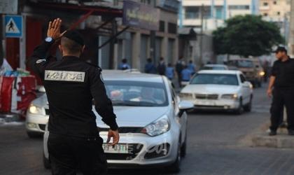 مرور غزة: 3 إصابات في 4 حوادث سير خلال 24 ساعة
