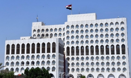الخارجية العراقية: ندعم حقوق الشعب الفلسطيني المشروعة بــ إقامة دولته المستقلة وعاصمتها القدس