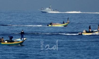 بحرية غزة تقرر السماح بعودة الصيادين لممارسة عملهم في البحر