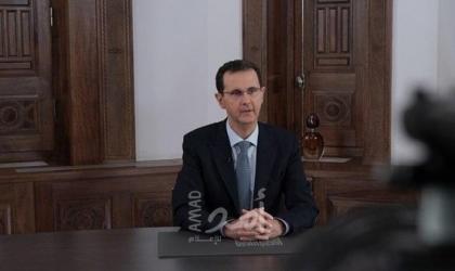 الأسد لمؤتمر اللاجئين: قضية اللاجئين مفتعلة وتخضع لاستثمار سياسي