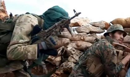 قناة: عشرات الإرهابيين الفرنسيين يشاركون في معركة إدلب