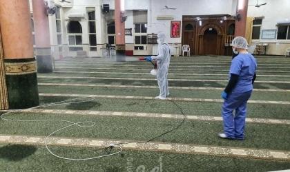أوقاف حماس تدرس أداء الصلوات خلال رمضان بالساحات العامة