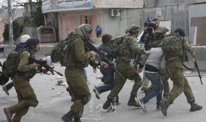 جيش الاحتلال يعتقل فلسطينيين متهمين باطلاق نار تجاه جنوده في جنين