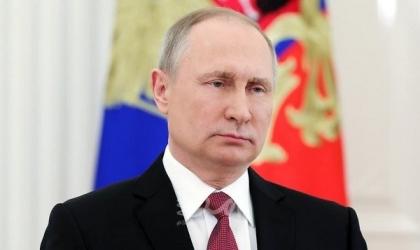 """بوتين: """"كورونا"""" ألحق ضرراً بالعديد من قطاعات الاقتصاد ورفاهية المواطنين"""