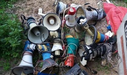 بلدية النصيرات تُصدر تنويهاً مهماً للمواطنين بشأن مكبرات الصوت
