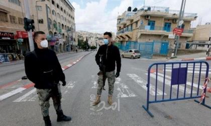 شرطة طولكرم تغلق محلات تجارية ومقاهي لعدم الالتزام بالإغلاق والبروتوكول الصحي