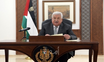 """عباس يدعو للاستمرار في اتباع الإجراءات المقرة من الحكومة للحماية من """"كورونا"""""""