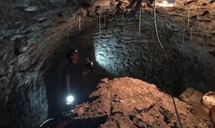بريطاني يكتشف نفقا سريا عمره 120 عاما تحت منزله