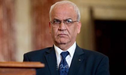 عريقات: الجامعة العربية ومنظمة المؤتمر الإسلامي انتهت صلاحيتهم ولن يجتمعوا