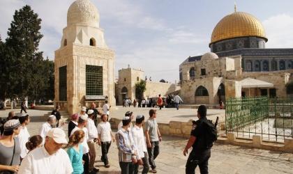 """تقديرات: إستئناف إقتحام المستوطنين """"للمسجد الأقصى"""" إبتداءً من الأحد"""