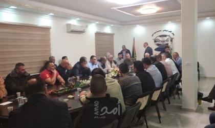 بحضور المحافظ..قيادات بيت لحم السياسية والأمنية تعقب على أحداث الدهيشة