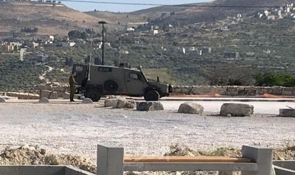 محدث .. مستوطنون يواصلون جرائمهم  تحت حماية جيش الاحتلال