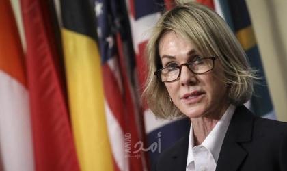 واشنطن تسلم موسكو مسودة قرار أممي لتمديد حظر الأسلحة على إيران