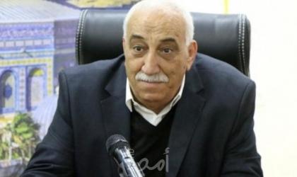 محافظ أريحا يطالب بتوفير حماية دولية للشعب الفلسطيني