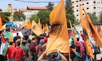 حماس تهنئ المبادرة الوطنية بانطلاقتها الـ(19)