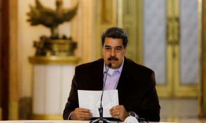 مادورو: مستعد لإجراء حوار مع المعارضة في أغسطس