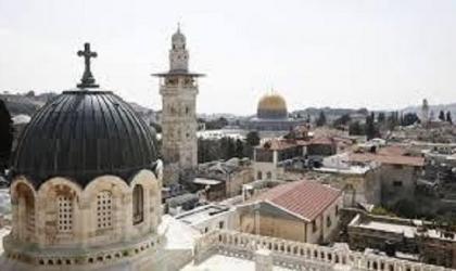 """لجنة الدفاع عن العقارات الأرثوذكسية تدين قرار محكمة الاحتلال حول """"عقارات باب الخليل"""""""