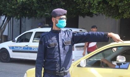 تنويه هام من شرطة المرور للسائقين في مدينة غزة
