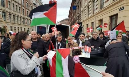 الجمعيات والفعاليات الفلسطينية في الدنمارك تصدر بيان للجالية وتدعو لبيع المنتج الفلسطيني