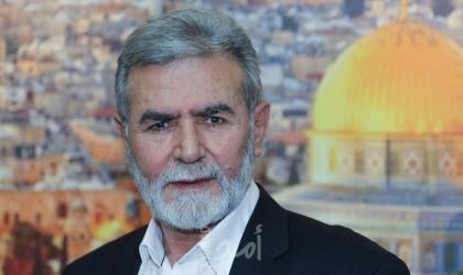 النخالة: الشعب الفلسطيني سيُفشل المشروع الإسرائيلي