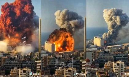بالفيديو.. الدفاع المدني: كنا سنشهد انفجارا هائلا بجنوب لبنان لو ما قمنا بتبريد خزان وقود الزهراني