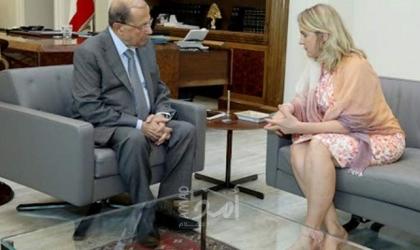 سفيرة لبنان في الأردن تعلن استقالتها احتجاجاً على الفساد في بلدها