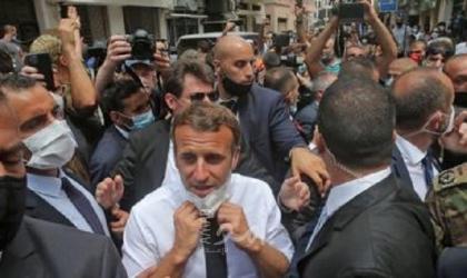 موقع لبناني يكشف مرشح ماكرون لرئاسة الحكومة اللبنانية