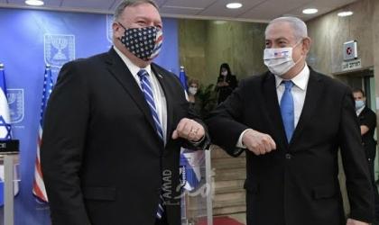 كاشفا بعض الأسرار..بومبيو: واثق أن دول العالم كافة ستعترف بإسرائيل
