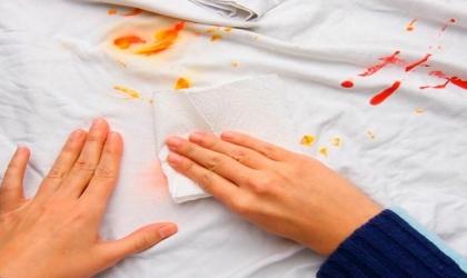 حيل سهلة لتنظيف أقوى البقع