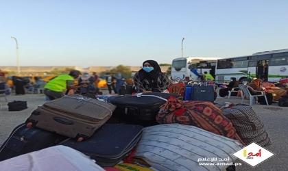 داخلية حماس تصدر تنويهاً مهمًا بشأن تعديل توقيت نقل المسافرين إلى معبر رفح