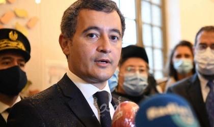 وزير داخلية فرنسا يطالب بسرعة طرد الأجانب مرتكبى الجرائم الخطرة