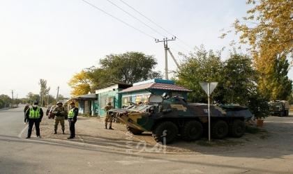 اشتباكات حدودية بين قرغيزستان وطاجيكستان بسبب المياه