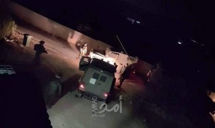 محدث - القدس: إصابة شاب واعتقال آخر خلال اقتحام قوات الاحتلال بلدة بير نبالا
