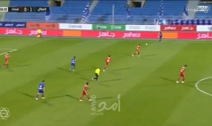 الهلال 2 – 0 ضمك في الدوري السعودي   ثنائية جوميز تحسم المباراة للزعيم