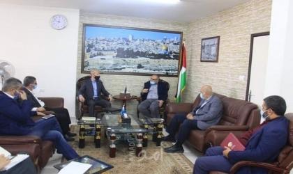أشغال حماس: لم يصلنا أية مبالغ للبدء بمشاريع إعمار جديدة