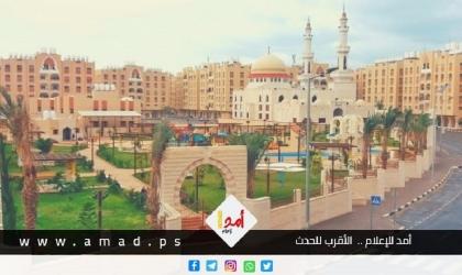 سكان حمد يشكرون زيارة بتأجيل الأقساط ويردون على تصريحات وكيل أشغال حماس