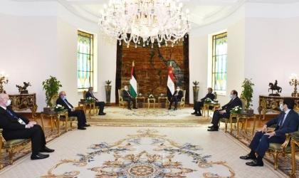 """""""اليوم السابع"""": تحركات إقليمية ودولية تقودها مصر  لعقد مؤتمر للسلام وتحديد آلياته"""