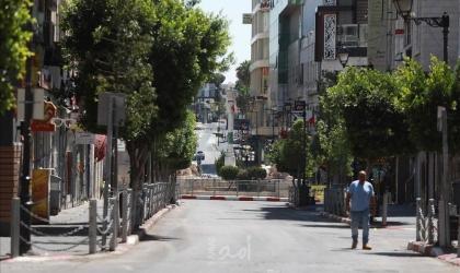 جيش الاحتلال يعلن إغلاق شامل على الضفة ومعابر قطاع غزة