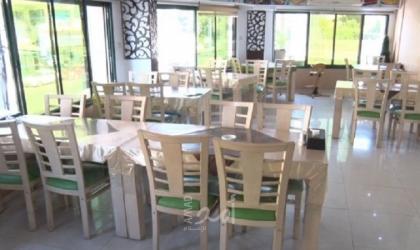 """""""هيئة المطاعم"""" بغزة: انهيار واسع بالقطاع السياحي بعد قرار منع تحرك المركبات"""