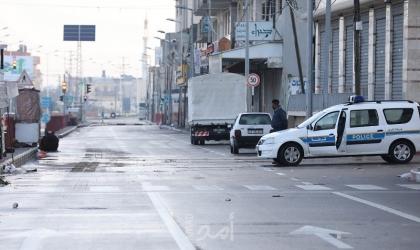 """البزم: استمرار الإغلاق الكلي يومي """"الجمعة والسبت"""" في قطاع غزة"""