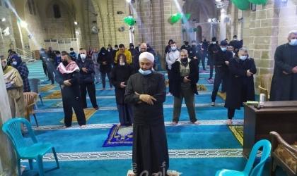 أوقاف حماس: استمرار أداء الصلوات في المساجد وفق هذه الشروط