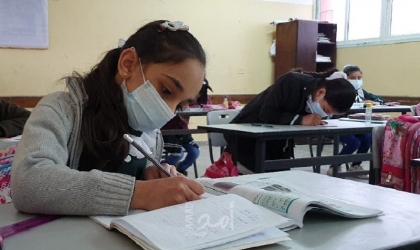"""""""الأونروا"""" تستأنف العملية التعليمية الوجاهية في جميع مدارسها بقطاع غزة"""
