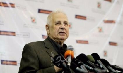 لجنة الانتخابات: مؤتمرصحفيللدكتور حنا ناصر يوم السبت بمدينة رام الله