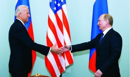 """البيت الأبيض: لا نزال نبحث تفاصيل قمة """"بايدن-بوتين"""""""