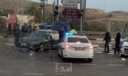 إصابات في حادث سير بأريحا