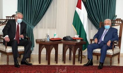 عباس يدعو لتفعيل الرباعية الدولية نحو مفاوضات جادة
