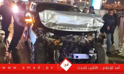 آخر تطورات الحالة الصحية للإعلامي عمرو أديب بعد تعرضه لحادث سير - فيديو وصورة